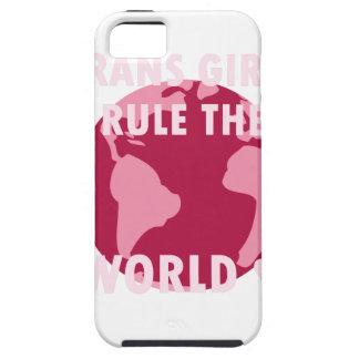 Funda Para iPhone SE/5/5s Los chicas del transporte gobiernan el mundo (v2)