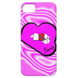 Funda Para iPhone SE/5/5s Los labios Trinidad de Sharnia y caja PK Lp del