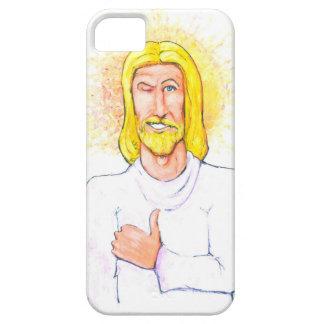 Funda Para iPhone SE/5/5s Los pulgares suben a Jesús