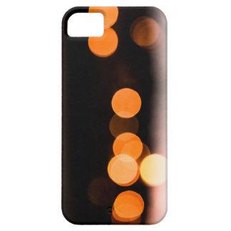Funda Para iPhone SE/5/5s luces en la noche