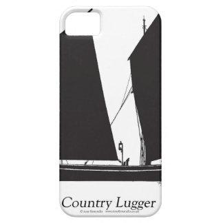 Funda Para iPhone SE/5/5s lugger del país del oeste 1887 - fernandes tony