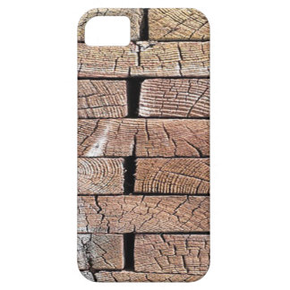 Funda Para iPhone SE/5/5s madera, retra, árboles