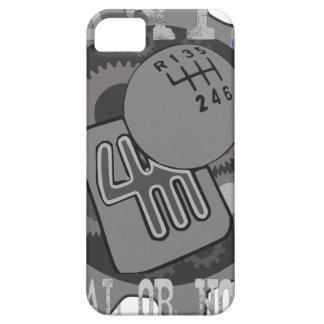 Funda Para iPhone SE/5/5s manual querido o nada (caja de cambios)