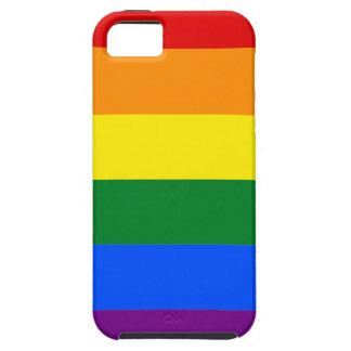 Funda Para iPhone SE/5/5s Mapa de la bandera de Arkansas LGBT