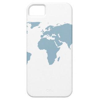 Funda Para iPhone SE/5/5s Mapa del mundo