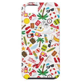 Funda Para iPhone SE/5/5s Mar del sur del viaje de las vacaciones de verano