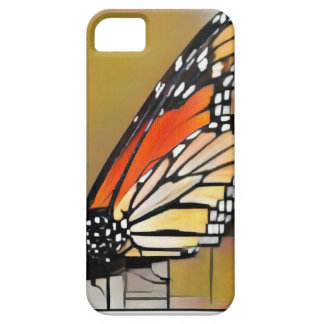 Funda Para iPhone SE/5/5s Mariposa de monarca