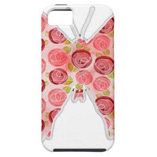 Funda Para iPhone SE/5/5s mariposa del vintage