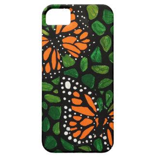 Funda Para iPhone SE/5/5s mariposas