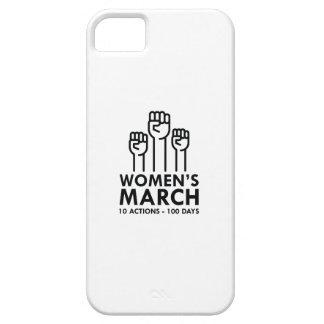 Funda Para iPhone SE/5/5s Marzo de las mujeres