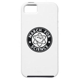 Funda Para iPhone SE/5/5s Marzo para la ciencia