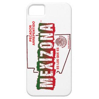 FUNDA PARA iPhone SE/5/5s MEXIZONA