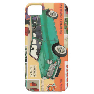 Funda Para iPhone SE/5/5s Mini caja estupenda clásica del teléfono de Morris