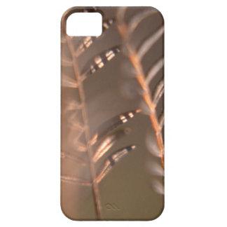 Funda Para iPhone SE/5/5s Modelo abstracto de la hoja