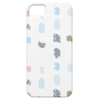 Funda Para iPhone SE/5/5s Modelo abstracto de las formas en los colores en