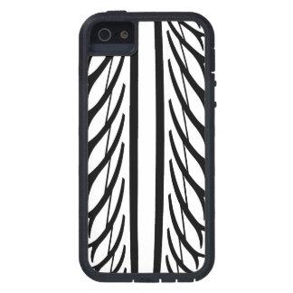 Funda Para iPhone SE/5/5s Modelo del extracto de la textura del neumático