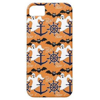Funda Para iPhone SE/5/5s Modelo náutico de Halloween