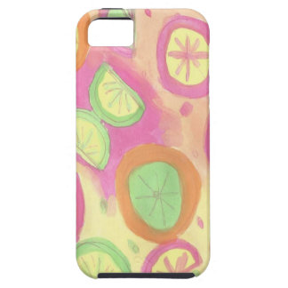 Funda Para iPhone SE/5/5s Modelo rosado de la limonada