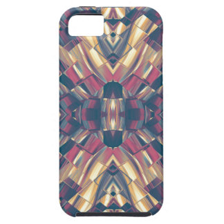 Funda Para iPhone SE/5/5s Moderno oscuro multicolor