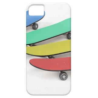 Funda Para iPhone SE/5/5s Monopatines