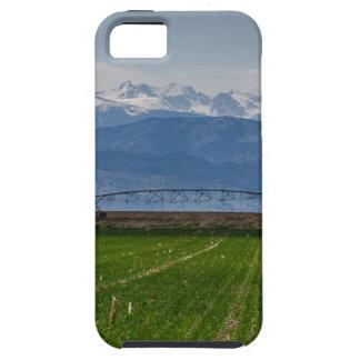 Funda Para iPhone SE/5/5s Montaña rocosa que cultiva la visión