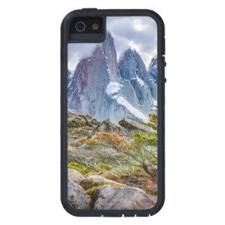 Funda Para iPhone SE/5/5s Montañas Nevado en el EL Chalten Argenti de Laguna