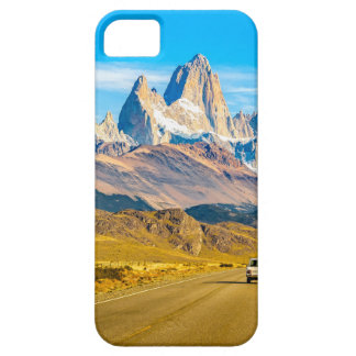 Funda Para iPhone SE/5/5s Montañas Nevado los Andes, EL Chalten, la
