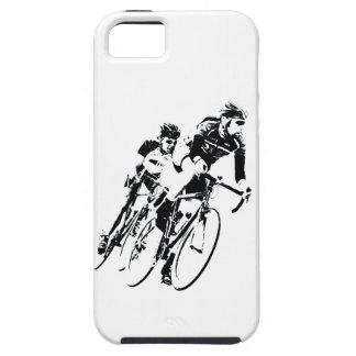 Funda Para iPhone SE/5/5s Monte en bicicleta a los corredores en la vuelta
