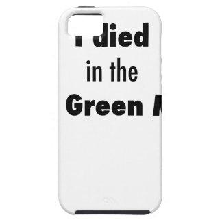 Funda Para iPhone SE/5/5s Morí en la masacre de Bowling Green