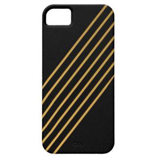 Funda Para iPhone SE/5/5s Multi-Raya del oro