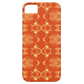 Funda Para iPhone SE/5/5s naranja