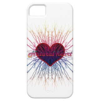 Funda Para iPhone SE/5/5s Natural Heart