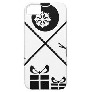 Funda Para iPhone SE/5/5s Navidad