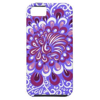 Funda Para iPhone SE/5/5s Neblina púrpura