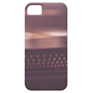 Funda Para iPhone SE/5/5s Negro del equipo del vinilo del expediente de la
