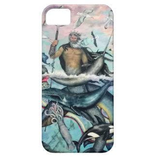 Funda Para iPhone SE/5/5s Neptuno