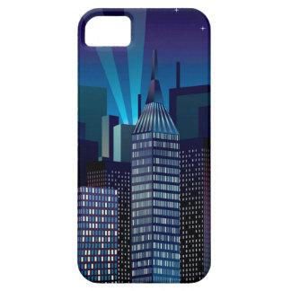 Funda Para iPhone SE/5/5s NightCityScape_VectorDTL