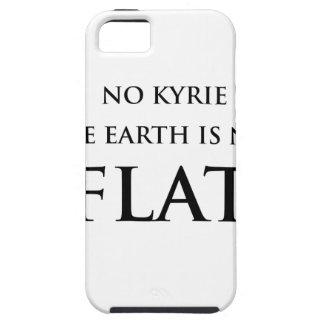 FUNDA PARA iPhone SE/5/5s NO HAY KYRIE LA TIERRA PLANO