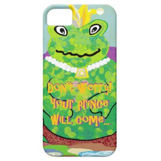 Funda Para iPhone SE/5/5s No se preocupe a su príncipe Will Come