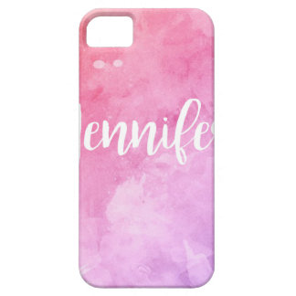 Funda Para iPhone SE/5/5s Nombre de Jennifer
