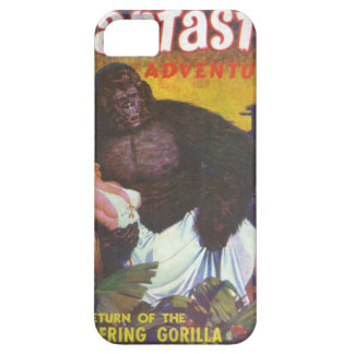 Funda Para iPhone SE/5/5s Novio del gorila