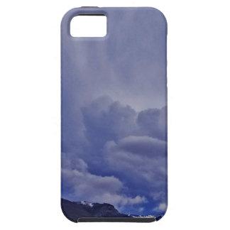 Funda Para iPhone SE/5/5s Nubes 1 del arrastramiento