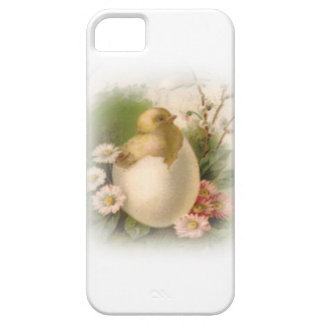 Funda Para iPhone SE/5/5s Nuevo polluelo de Pascua