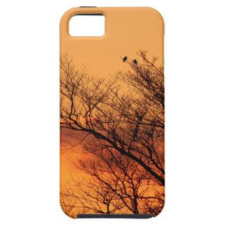 Funda Para iPhone SE/5/5s Observación de la salida del sol