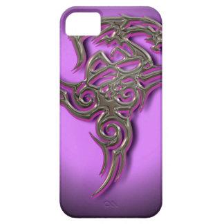 Funda Para iPhone SE/5/5s Ocult tribal de la muestra del dragón scarry