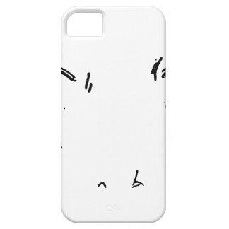 Funda Para iPhone SE/5/5s Ojos enojados 1
