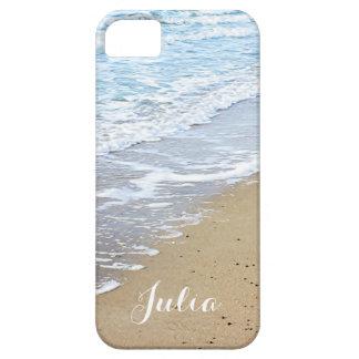 Funda Para iPhone SE/5/5s Olas oceánicas y playa