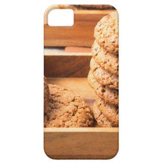 Funda Para iPhone SE/5/5s Opinión del primer sobre las galletas de la avena