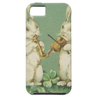 Funda Para iPhone SE/5/5s Orquesta retra de los conejitos del conejito de