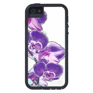 Funda Para iPhone SE/5/5s Orquídeas